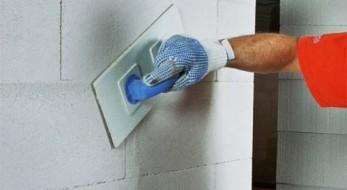 Применение штукатурки в строительных работах