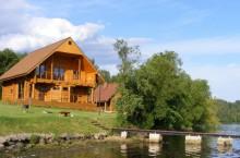 Компания «Русские плотники» построит вам дом с гарантией качества!