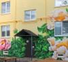 Роспись фасадов в Москве