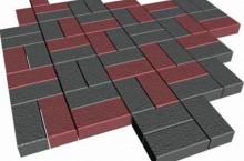 Плиты и плитки из резины и ПВХ