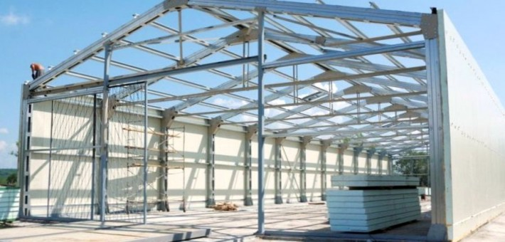 Что такое строительный профиль ЛСТК?