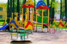 Как обустроить детскую площадку?