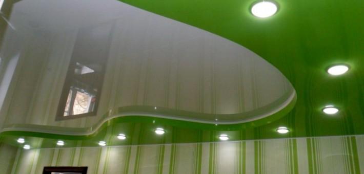Натяжные потолки в Оренбурге