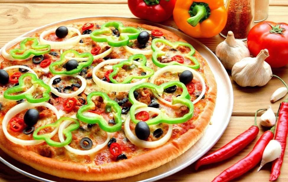 пицца во Владивостоке