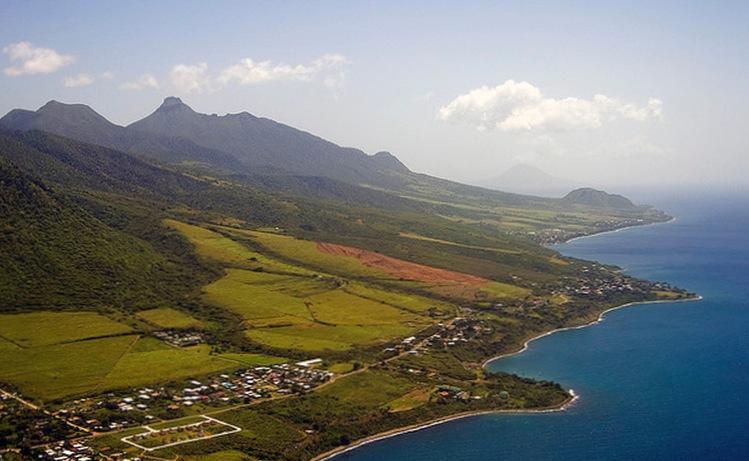 гражданство Сент Китс и Невис