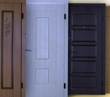 Установка входных металлических дверей в квартиру