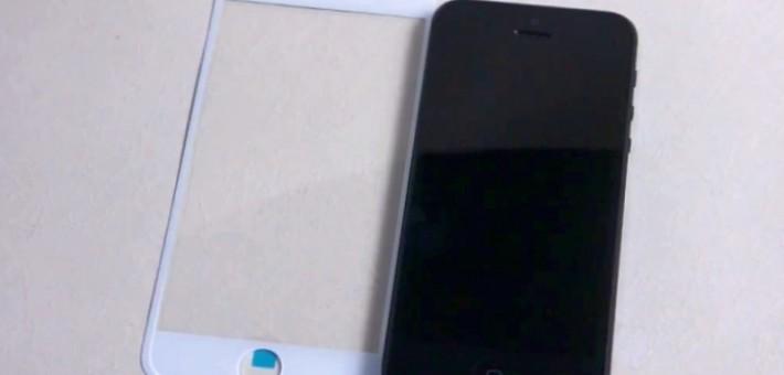 Где в Киеве заменить стекло на iPhone 5?