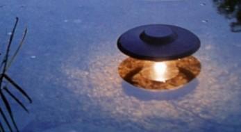 Где можно выбрать светильник прудовый?