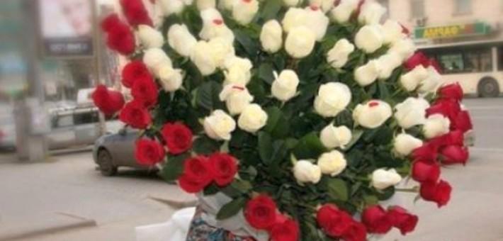 Как заказать доставку цветов в Днепре?