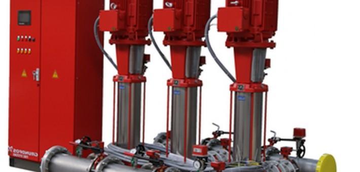 Как может использоваться установка пожаротушения hydro mx?