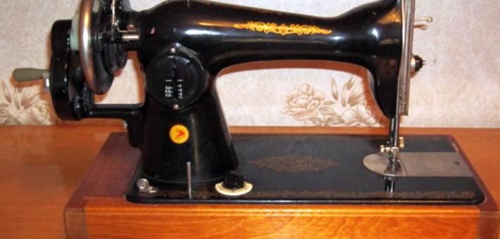 Как выглядит современная швейная машинка?