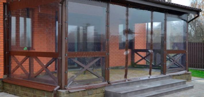 Где можно найти мягкие окна из пвх для беседок?