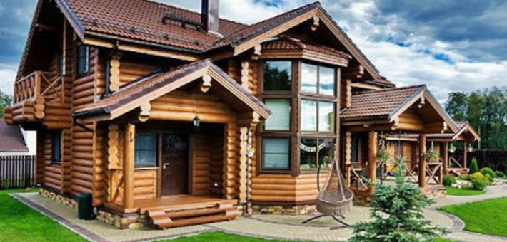 Как построить дом из бруса?